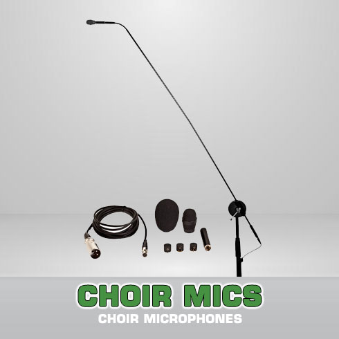 Choir Microphones