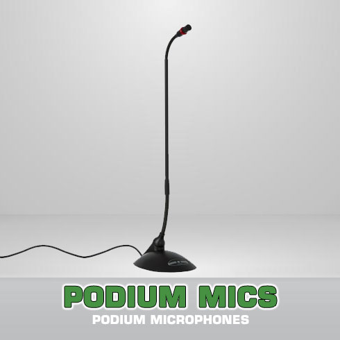 Podium Microphones